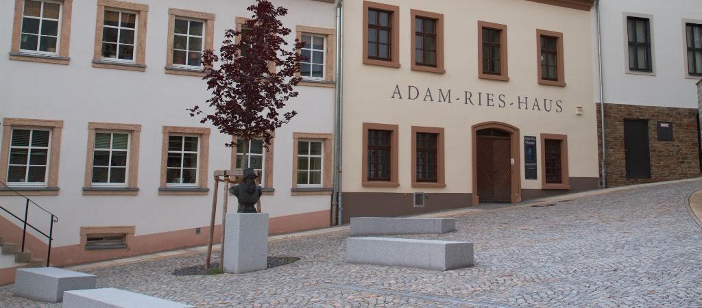 das Adam Ries Museum in Annaberg