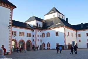 die Augustusburg in Sachsen