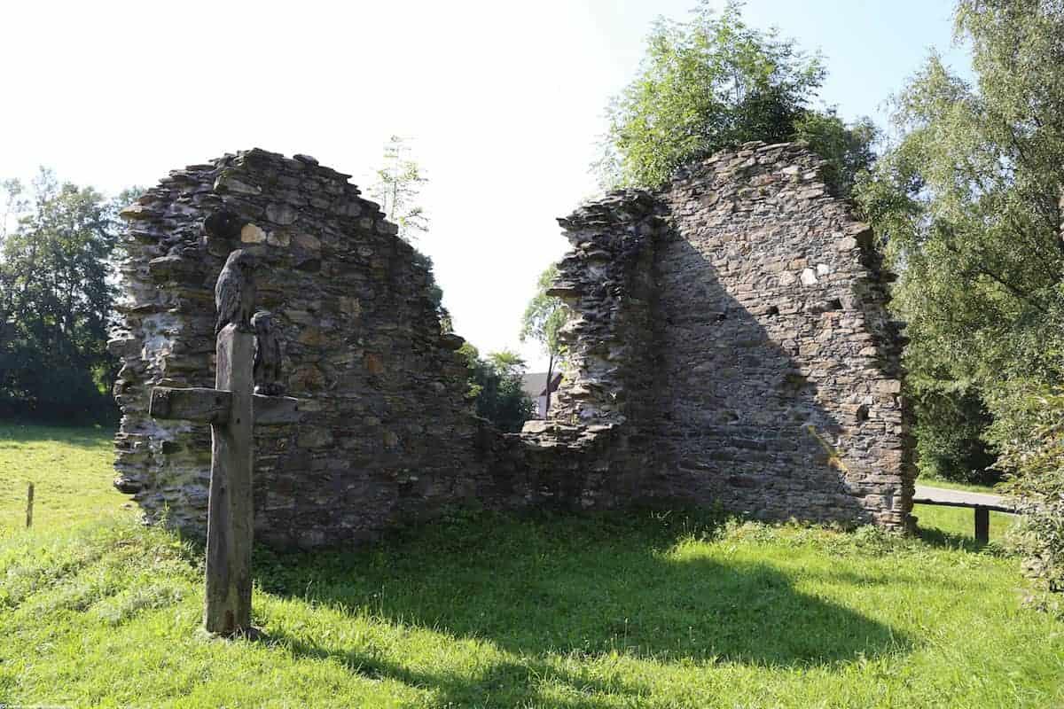 Dudelskirche Waschleithe