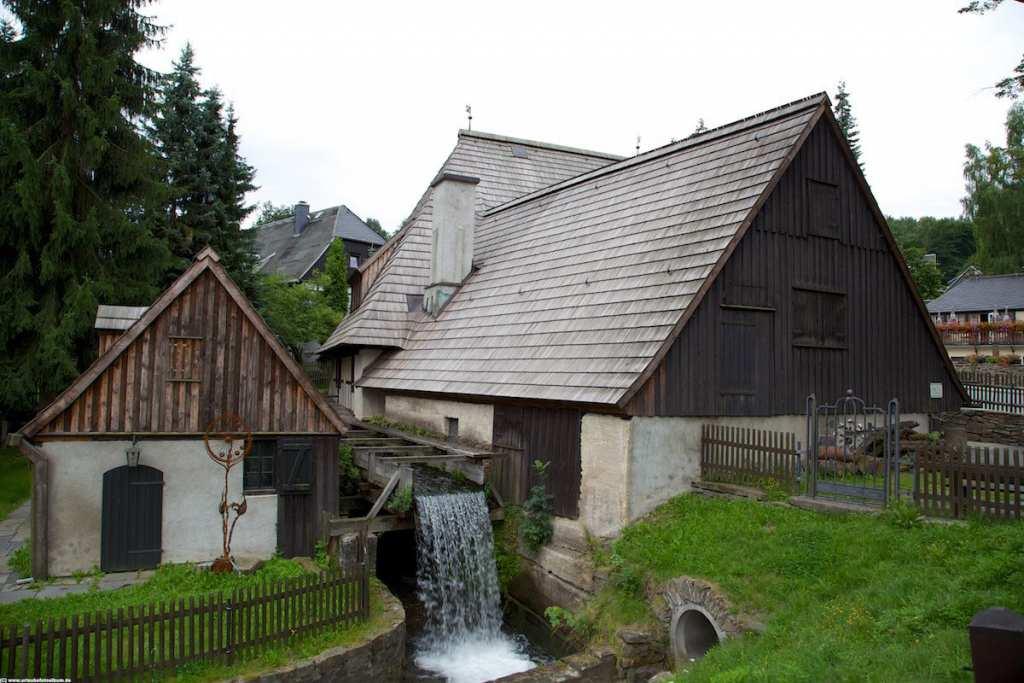 Frohnauer Hammer in der Montanlandschaft Annaberg-Frohnau