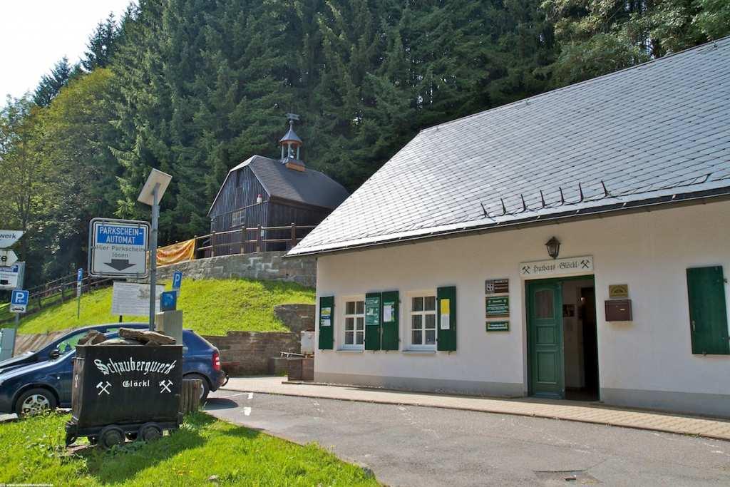 Besucherbergwerk Glocke Johanngeorgenstadt