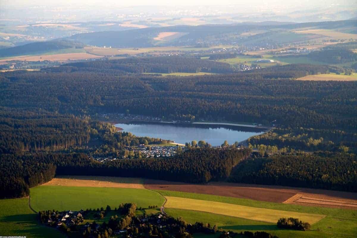 Greifenbachstauweiher 1 |  Greifenbachstauweiher - Geyrischer Teich