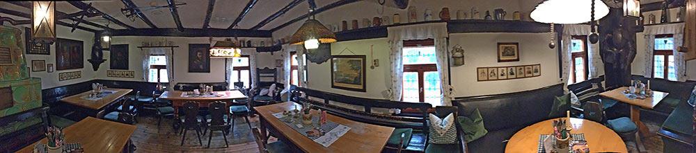 Köhlerhütte Fürstenbrunn Waschleithe
