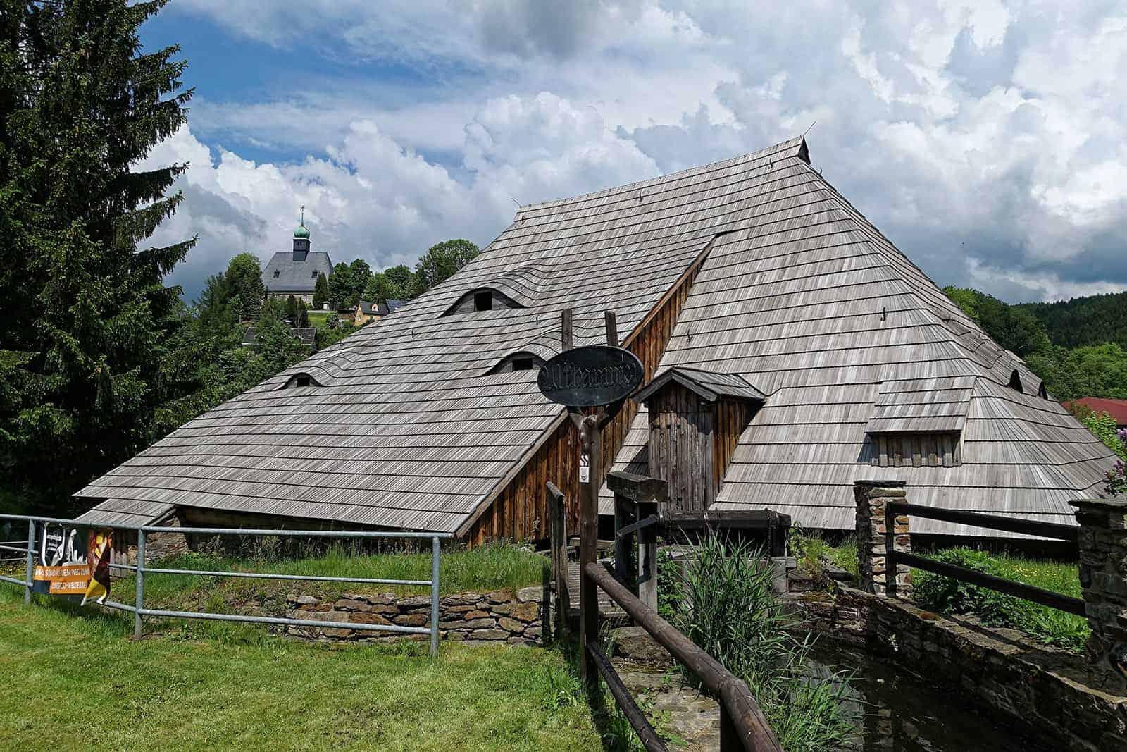 Museum alter Kupferhammer Olbernhau