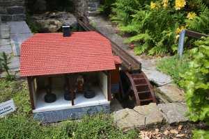 da klappert die Mühle am rauschenden Bach