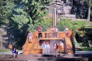 Naturtheater Greifdensteine