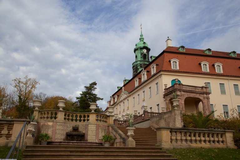 Barock Schloss Lichtenwalde