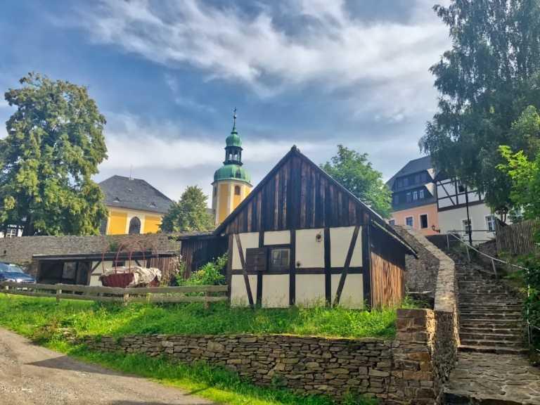in Wolkenstein am Schloss