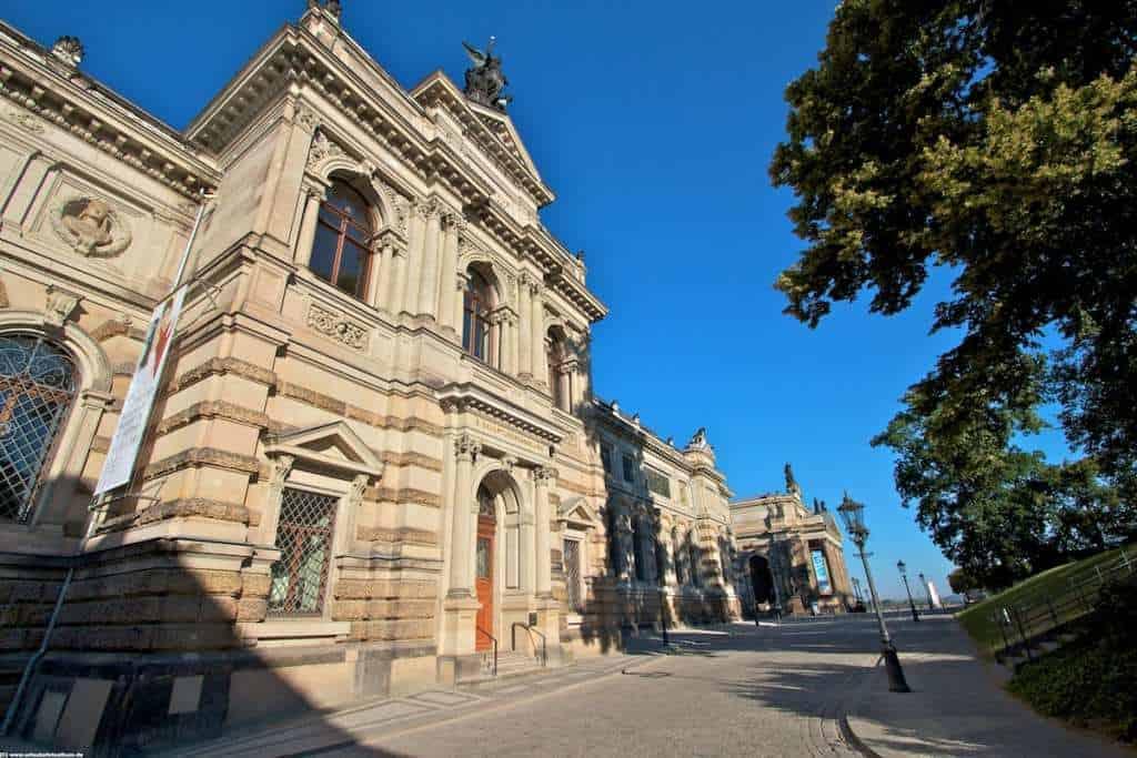 Skulpturensammlung Kuränder Palais Dresden
