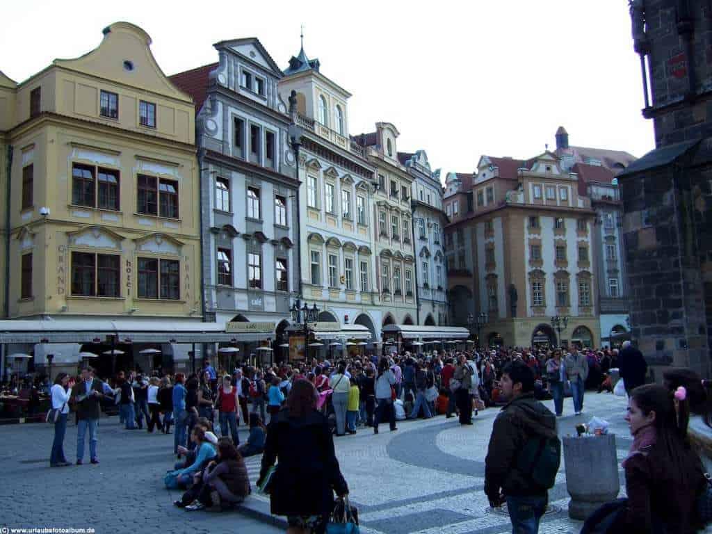 Markt Prag